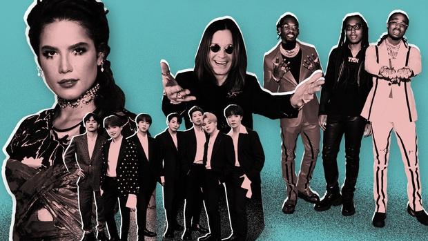 Billboard tung danh sách 30 album được trông chờ nhất 2020: BTS, Monsta X chễm chệ đứng cùng Justin Bieber, Dua Lipa, Halsey! - Ảnh 1.