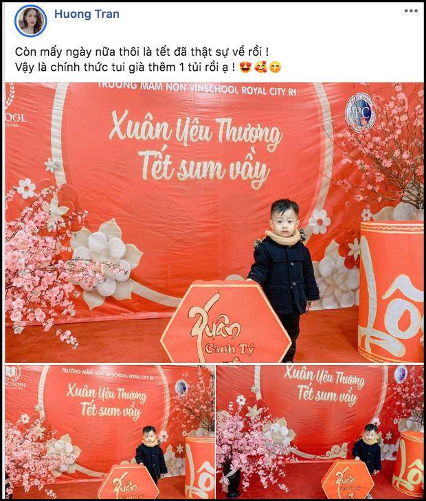 Việt Anh và vợ cũ bất ngờ tái hợp sau 7 tháng ly hôn, cùng đưa con trai tới trường dự ngày hội cuối năm - Ảnh 2.