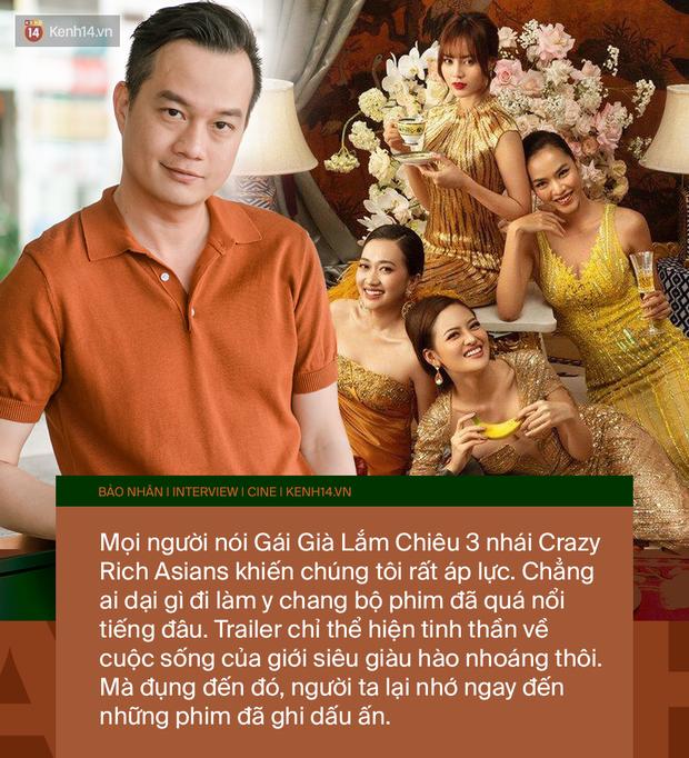 Bảo Nhân - Namcito: Gái Già Lắm Chiêu 3 chẳng dại gì mà đạo nhái Crazy Rich Asians, phim lấy cảm hứng từ nhân vật có thật ở Huế ai cũng biết - Ảnh 9.