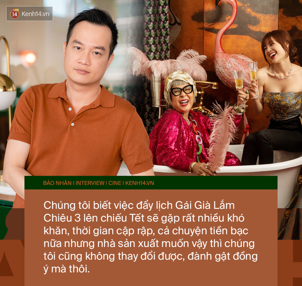 Bảo Nhân - Namcito: Gái Già Lắm Chiêu 3 chẳng dại gì mà đạo nhái Crazy Rich Asians, phim lấy cảm hứng từ nhân vật có thật ở Huế ai cũng biết - Ảnh 11.