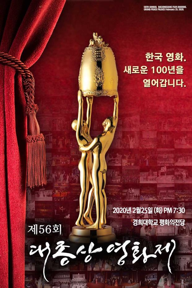 Oscar Hàn Quốc công bố danh sách tranh giải, gây sốc khi để Parasite hụt mất đề cử quan trọng này - Ảnh 4.