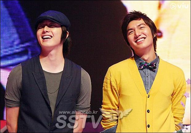 Jung Il Woo thừa nhận mình từng thu hút phái nữ hơn cậu bạn thân Lee Min Ho khi còn nhỏ - Ảnh 3.