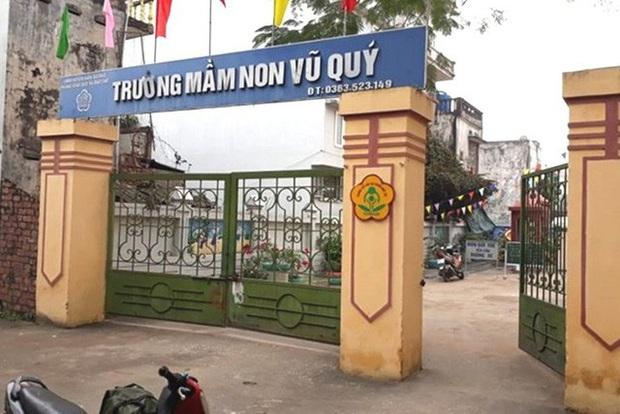 Nghi vấn bé gái 3 tuổi ở Thái Bình bị xâm hại tại trường mầm non - Ảnh 1.