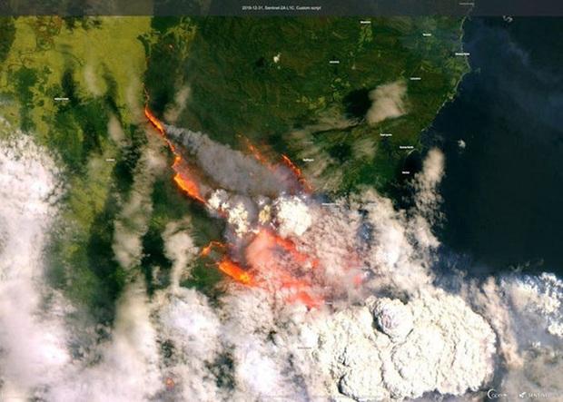 Mưa lớn làm dịu đám cháy trên đất Úc, nhưng mưa to quá lại khiến lũ quét và sạt lở đất xuất hiện - Ảnh 3.