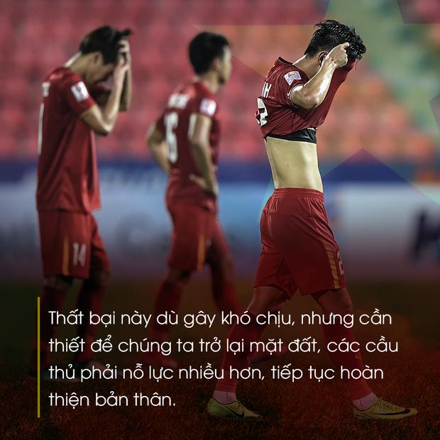 Thất bại của U23 Việt Nam dù gây khó chịu, nhưng cần thiết để chúng ta trở lại mặt đất và phát triển bóng đá bền vững - Ảnh 2.