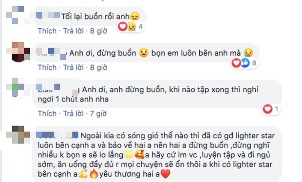 Hậu giông bão đụng chạm fan Kpop, Nguyễn Trần Trung Quân nửa đêm canh ba tung clip cover ca khúc Xin Lỗi - Ảnh 3.