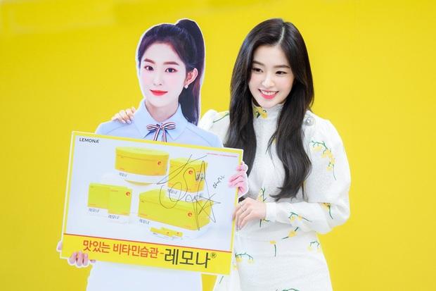 Nào chỉ riêng Jennie, Irene (Red Velvet) cũng có thành tích sold out đáng nể, có món như đồ chơi trẻ em mà fan thi nhau mua hết bay - Ảnh 6.