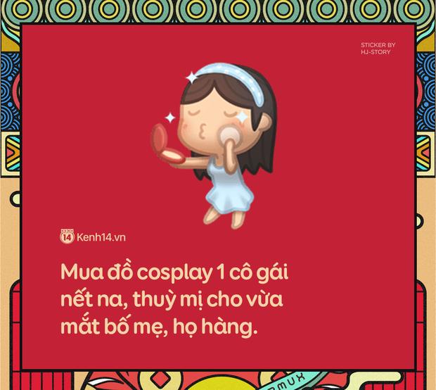 Sắm đồ Tết - 3 từ gây ám ảnh và suy nhược trên diện rộng mỗi mùa Festival âm lịch - Ảnh 9.