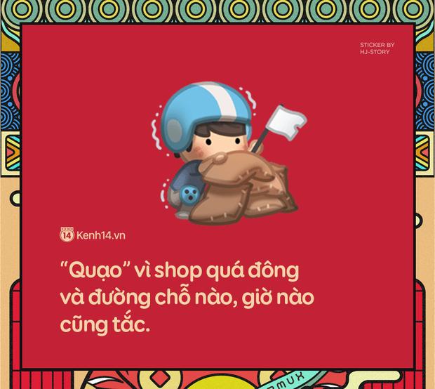 Sắm đồ Tết - 3 từ gây ám ảnh và suy nhược trên diện rộng mỗi mùa Festival âm lịch - Ảnh 5.