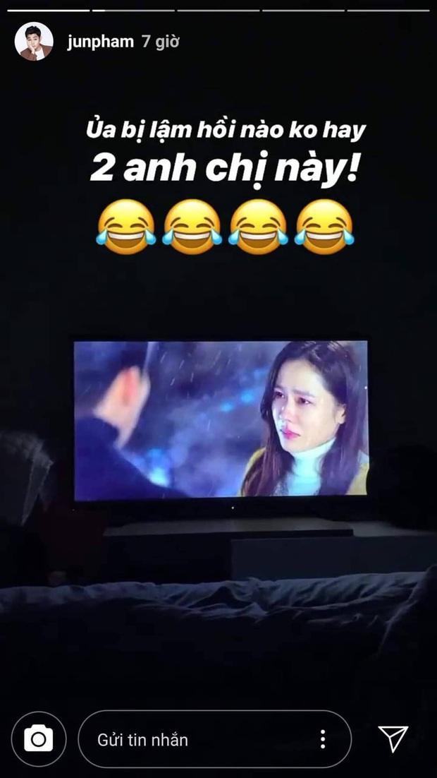 Cả dàn sao Việt dính lời nguyền của soái ca Hyun Bin: Diệu Nhi tức giận vì lỡ vai nữ chính, Tóc Tiên và Jun Phạm san sẻ tình yêu - Ảnh 5.