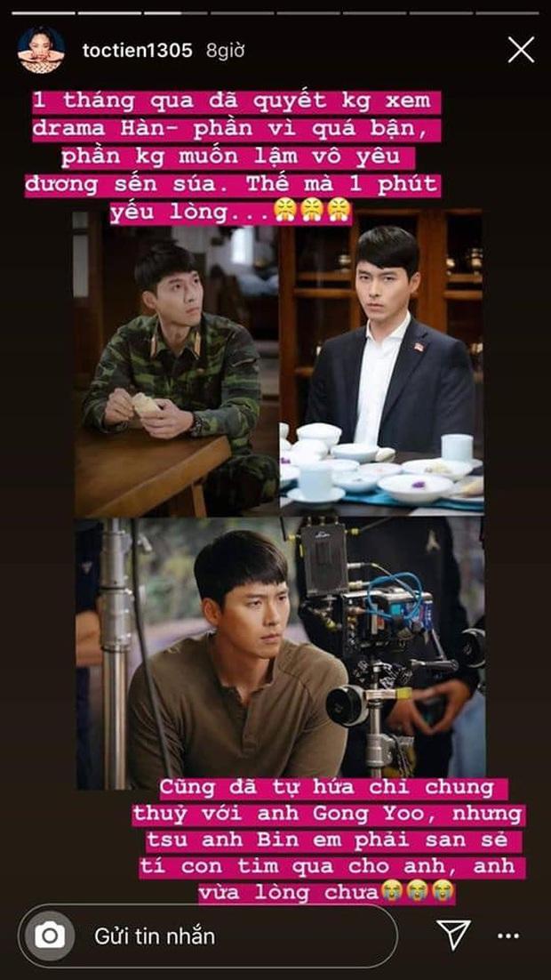 Cả dàn sao Việt dính lời nguyền của soái ca Hyun Bin: Diệu Nhi tức giận vì lỡ vai nữ chính, Tóc Tiên và Jun Phạm san sẻ tình yêu - Ảnh 2.