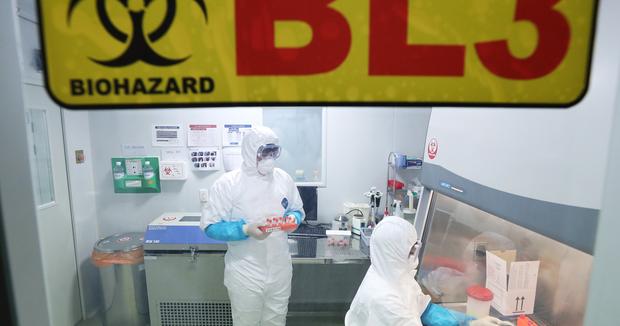 Bộ Y tế hướng dẫn phòng lây nhiễm virus corona mới - Ảnh 1.
