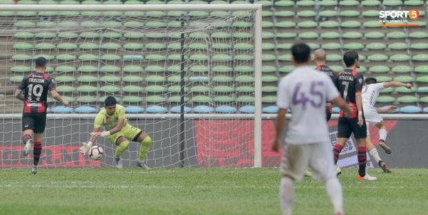 Người không phổi Hùng Dũng mệt lử, Duy Mạnh thất vọng sau trận thua đậm trước đối thủ tới từ Thái Lan - Ảnh 7.