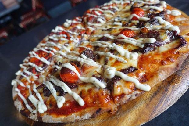 Những chiếc pizza kỳ quặc nhất hành tinh ai nhìn vào cũng muốn té ngửa, Việt Nam có hàng loạt cái tên góp mặt (Phần 3) - Ảnh 17.