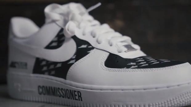 Call of Duty League sắp tung ra phiên bản sneaker cực đẹp khi kết hợp cùng nhà thiết kế giày đình đám! - Ảnh 4.