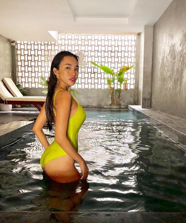 Thiên Nga dính lời  nguyền tình trò - duyên cô với Minh Tú: Phong cách sexy nhìn là thấy rất hợp với Andree - Ảnh 9.