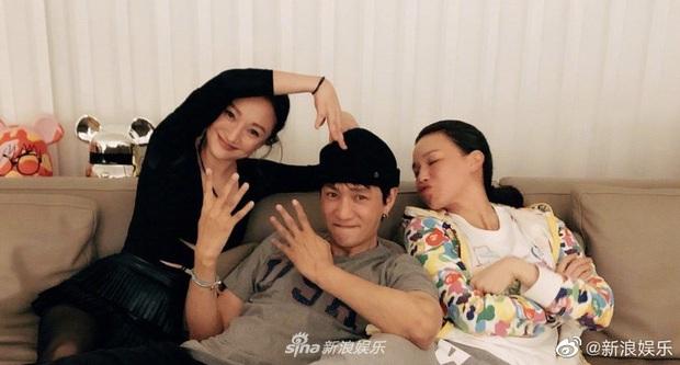 Không phải Triệu Vy, Trần Khôn có hội bạn thân 3 người siêu gắn bó, lúc nào cũng thích tụ tập tám chuyện - Ảnh 2.