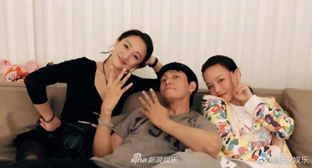 Không phải Triệu Vy, Trần Khôn có hội bạn thân 3 người siêu gắn bó, lúc nào cũng thích tụ tập tám chuyện - Ảnh 5.