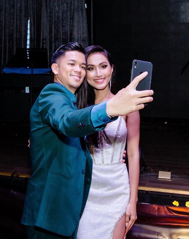 Trọng Hiếu, Nhật Hà chúc mừng Hoài Sa thành đại diện Việt Nam thi Hoa hậu Chuyển giới Quốc tế 2020 - Ảnh 1.
