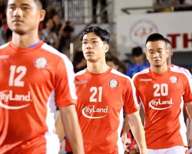 Công Phượng chơi 45 phút trước Á quân K.League, lần đầu làm chuyện này trong màu áo TP. HCM - Ảnh 1.
