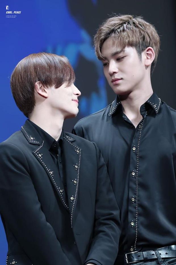 Anh anh em em là thế nhưng ai ngờ hai chàng trai của nhóm nhạc Gen3 đình đám Kpop từng đứng 1 tiếng rưỡi chỉ để... hét vào mặt nhau - Ảnh 2.