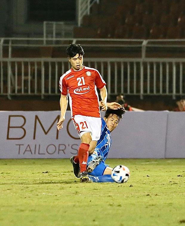 Công Phượng chơi 45 phút trước Á quân K.League, lần đầu làm chuyện này trong màu áo TP. HCM - Ảnh 5.