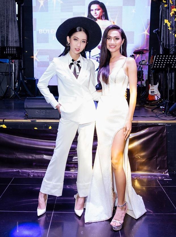 Trọng Hiếu, Nhật Hà chúc mừng Hoài Sa thành đại diện Việt Nam thi Hoa hậu Chuyển giới Quốc tế 2020 - Ảnh 3.
