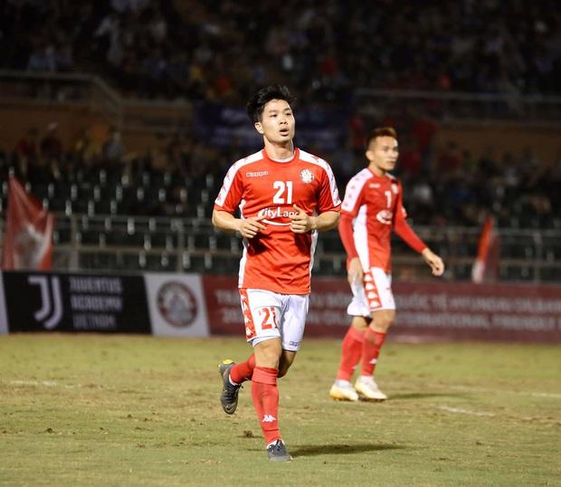 Công Phượng chơi 45 phút trước Á quân K.League, lần đầu làm chuyện này trong màu áo TP. HCM - Ảnh 4.