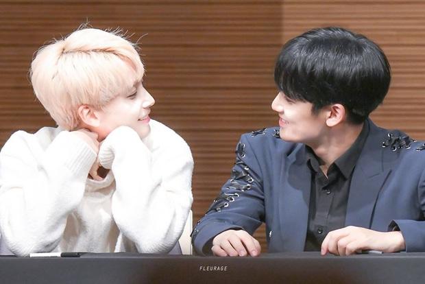 Anh anh em em là thế nhưng ai ngờ hai chàng trai của nhóm nhạc Gen3 đình đám Kpop từng đứng 1 tiếng rưỡi chỉ để... hét vào mặt nhau - Ảnh 4.