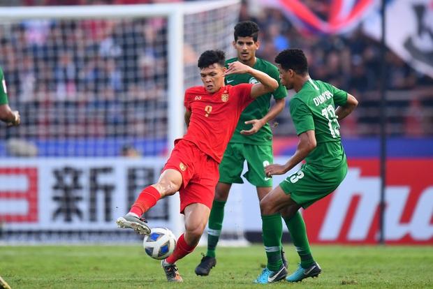 U23 Thái Lan 0-1 U23 Saudi Arabia: Chủ nhà chính thức bị loại sau pha penalty đầy tranh cãi - Ảnh 2.