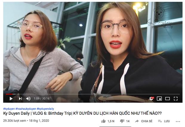 Không ai làm vlog mà nhây như Kỳ Duyên: Đi du lịch gần 3 tháng trời mới chịu đăng clip lên Youtube, thánh lười cũng phải gọi bằng... cụ! - Ảnh 1.