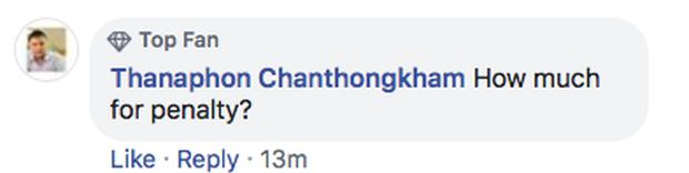 Fan Thái Lan ném đá trọng tài sau thất bại cay đắng ở tứ kết U23 châu Á: Trình độ của ông ta nhiều như số tóc trên đầu - Ảnh 5.