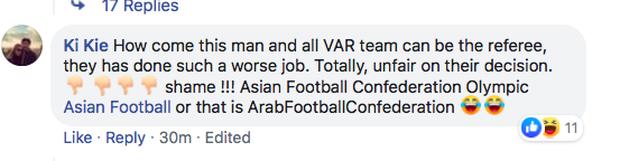 Fan Thái Lan ném đá trọng tài sau thất bại cay đắng ở tứ kết U23 châu Á: Trình độ của ông ta nhiều như số tóc trên đầu - Ảnh 8.