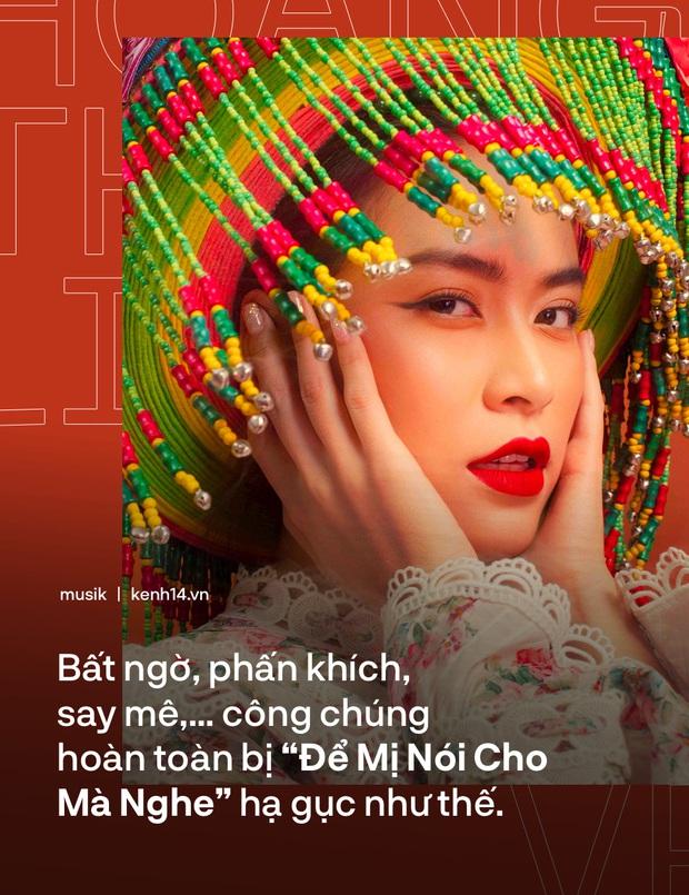 7 bản hit đình đám định hình nhạc Việt 2019: Hoàng Thùy Linh tạo ra xu hướng năm, Sơn Tùng đặt ra chuẩn mực mới còn Jack và K-ICM buộc người nghe phải nhớ đến! - Ảnh 3.