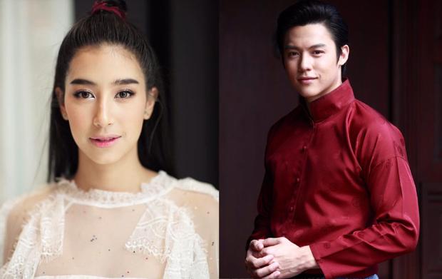 """Ảnh hot khiến MXH Thái dậy sóng: Nam thần Mark Prin chung khung hình cùng người yêu hiện tại và """"bạn gái cũ"""" từng cạch mặt nhau - Ảnh 4."""
