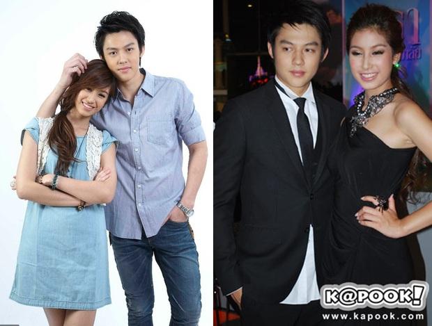 """Ảnh hot khiến MXH Thái dậy sóng: Nam thần Mark Prin chung khung hình cùng người yêu hiện tại và """"bạn gái cũ"""" từng cạch mặt nhau - Ảnh 2."""