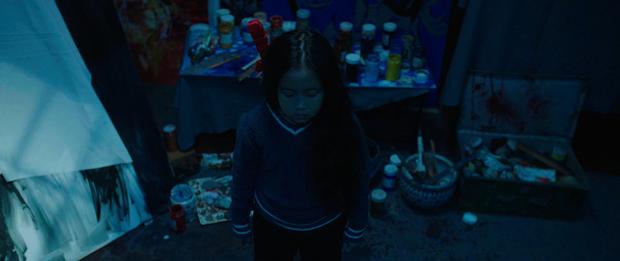 Review nóng Đôi Mắt Âm Dương: Sốc với màn đánh ghen tiểu tam nâng tầm kinh dị của Thu Trang, của lạ cho ai chán hài - thèm drama - Ảnh 3.