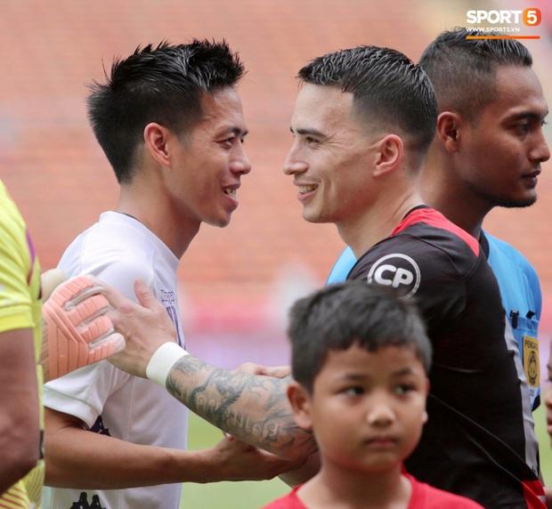 Hà Nội FC thất bại trước đội bóng Thái Lan tại giải đấu giao hữu có thể thức lạ kỳ - Ảnh 2.