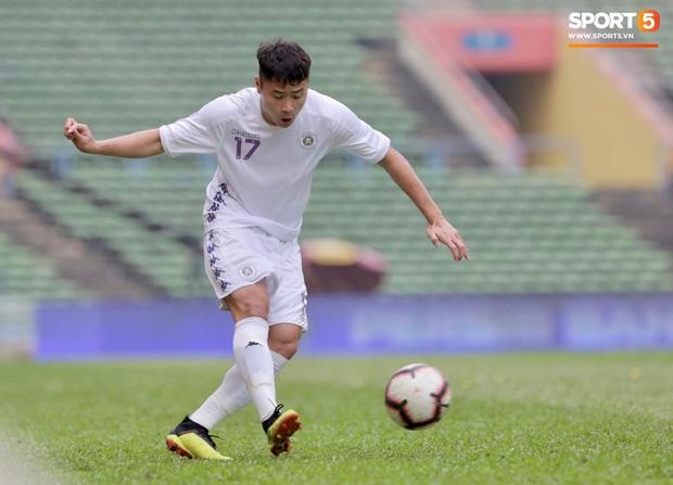 Hà Nội FC thất bại trước đội bóng Thái Lan tại giải đấu giao hữu có thể thức lạ kỳ - Ảnh 11.