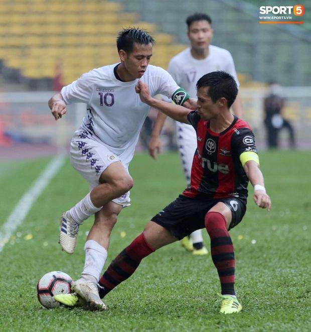 Hà Nội FC thất bại trước đội bóng Thái Lan tại giải đấu giao hữu có thể thức lạ kỳ - Ảnh 10.