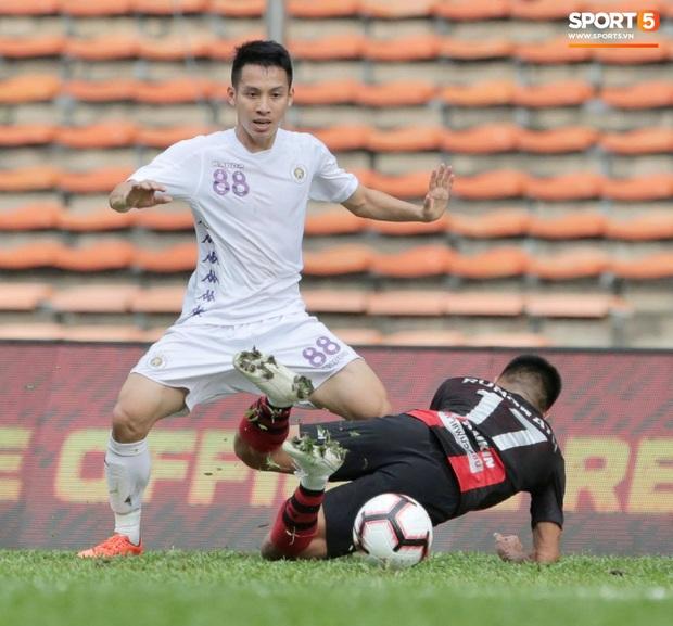 Hà Nội FC thất bại trước đội bóng Thái Lan tại giải đấu giao hữu có thể thức lạ kỳ - Ảnh 3.