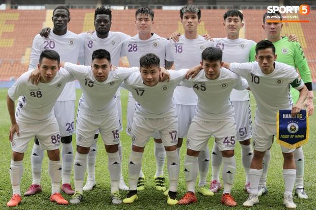 Hà Nội FC thất bại trước đội bóng Thái Lan tại giải đấu giao hữu có thể thức lạ kỳ - Ảnh 1.