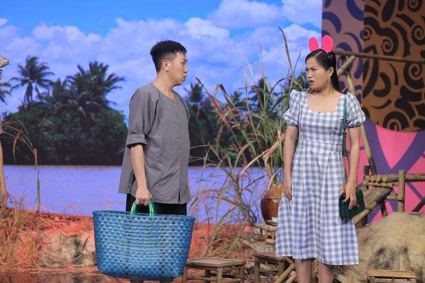 Hoa hậu Khánh Vân mang vương miện tiền tỷ lên sân khấu làm MC - Ảnh 5.