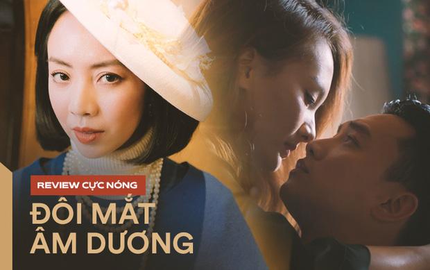Review nóng Đôi Mắt Âm Dương: Sốc với màn đánh ghen tiểu tam nâng tầm kinh dị của Thu Trang, của lạ cho ai chán hài - thèm drama - Ảnh 1.