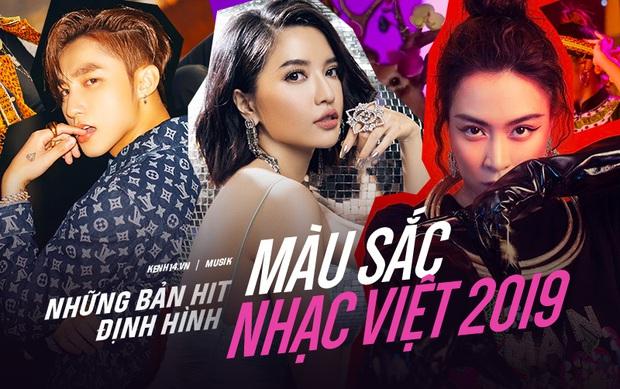 7 bản hit đình đám định hình nhạc Việt 2019: Hoàng Thùy Linh tạo ra xu hướng năm, Sơn Tùng đặt ra chuẩn mực mới còn Jack và K-ICM buộc người nghe phải nhớ đến! - Ảnh 1.