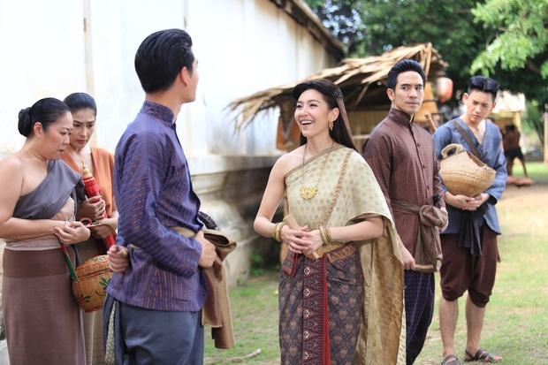 4 nam thần cổ trang nức tiếng màn ảnh Thái: đáng yêu nhất phải kể đến hoàng tử nụ cười James Jirayu! - Ảnh 3.