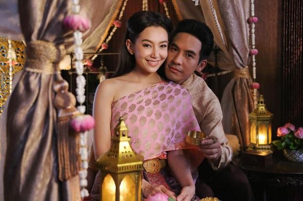 4 nam thần cổ trang nức tiếng màn ảnh Thái: đáng yêu nhất phải kể đến hoàng tử nụ cười James Jirayu! - Ảnh 4.
