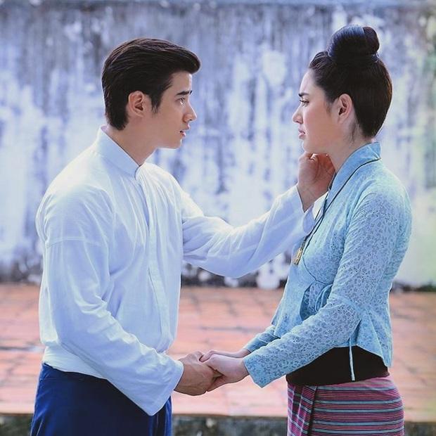 4 nam thần cổ trang nức tiếng màn ảnh Thái: đáng yêu nhất phải kể đến hoàng tử nụ cười James Jirayu! - Ảnh 6.