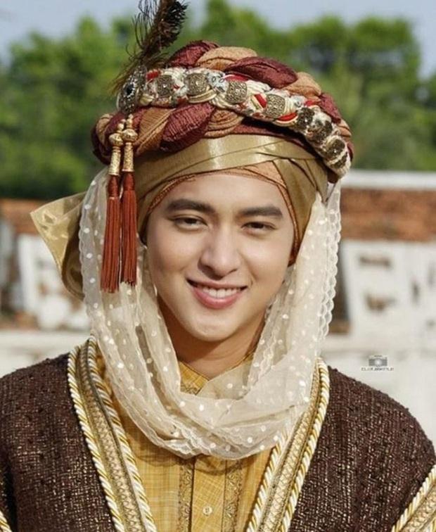 4 nam thần cổ trang nức tiếng màn ảnh Thái: đáng yêu nhất phải kể đến hoàng tử nụ cười James Jirayu! - Ảnh 8.