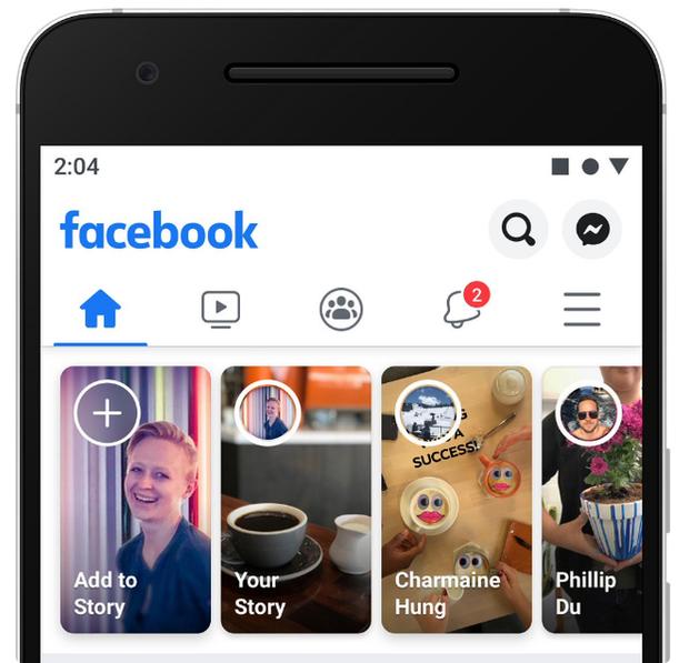 Đây là mọi thứ bạn cần biết về đợt đại tu giao diện mới của Facebook - Ảnh 2.